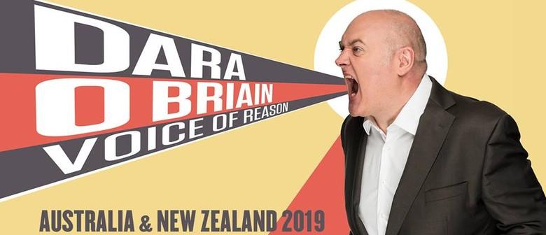 Dara Ó Briain – Voice of Reason Tour