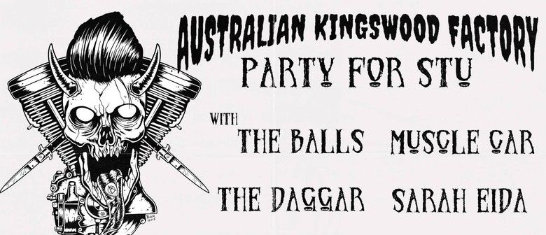 Australian Kingswood Factory's Party for Stu