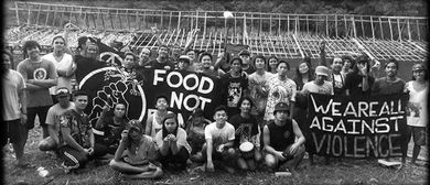 Food Not Bombs Fundraiser