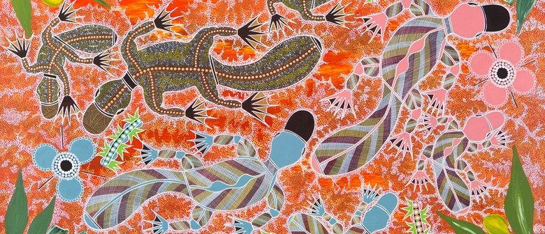 Ralph Rogers: Byamee, Brewarrina Exhibition