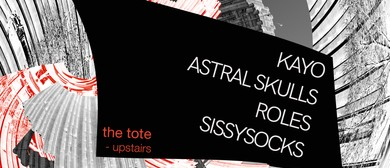 Pop With Shadow – Kayo, Astral Skulls, Roles, Sissysocks