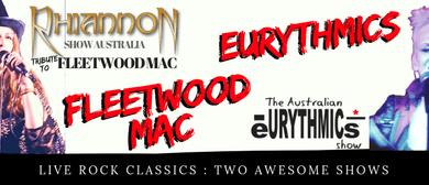 Fleetwood Mac and Eurythmics Shows
