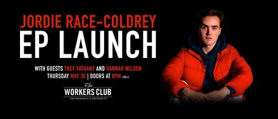 Jordie Race-Coldrey EP Launch