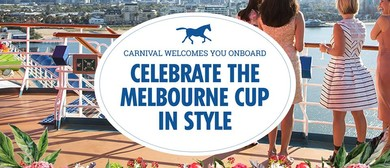 2019 Melbourne Cup Cruise Onboard Carnival Spirit