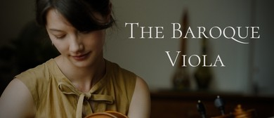 The Baroque Viola