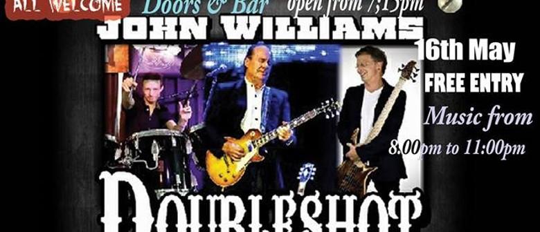 John Williams Double Shot of Blues Band: Thursday Jam Night