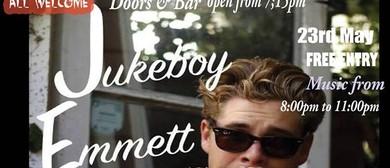 Jukeboy Emmett and The Reservoir Dogs – Thursday Jam Night