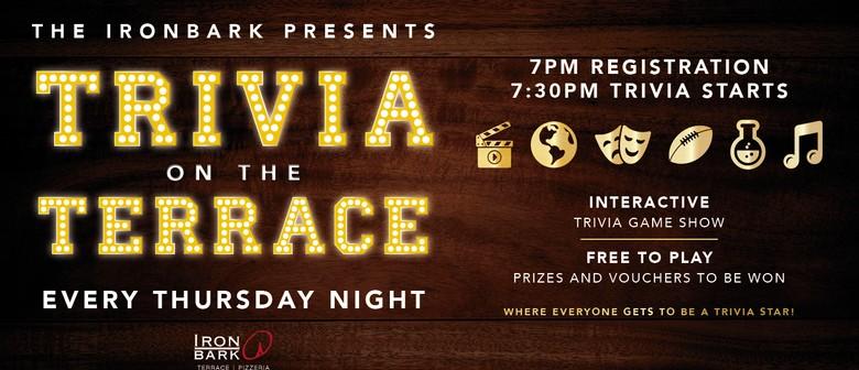 Trivia Thursdays On the Terrace