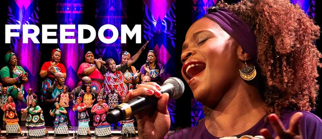 Image for Soweto Gospel Choir: Freedom