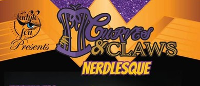Curves & Claws: Nerdlesque! It's our 4th Birthday