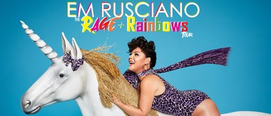 Em Rusciano – The Rage and Rainbows Tour