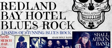 Redland Bay Hotel Blues Rock Festival