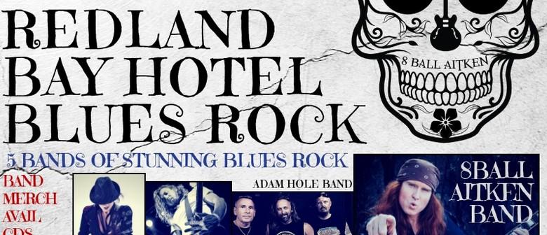 Redland Bay Hotel Blues Rock Festival