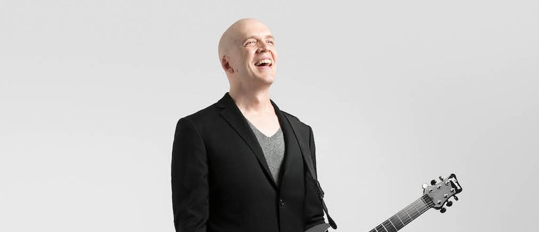 Devin Townsend – An Evening With Acoustic Tour
