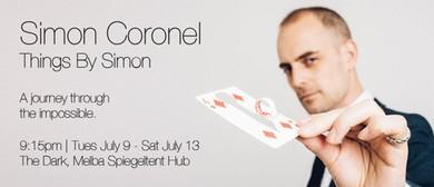 Simon Coronel: Things by Simon