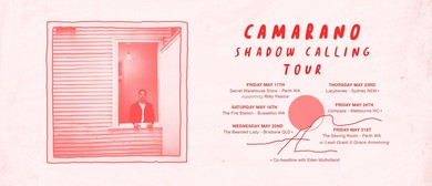 Camarano and Eden Mulholland Co-Headline Tour