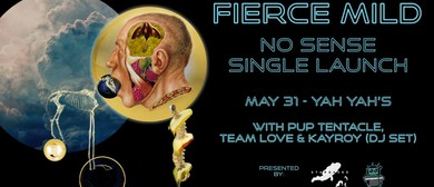 Fierce Mild – No Sense Single Launch