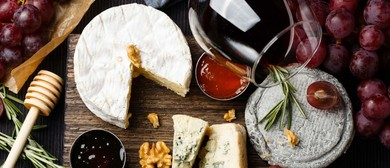 The French Wine and Cheese Feast