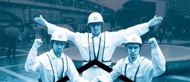 No Sleep Til MEMO – A Beastie Boys Live Experience