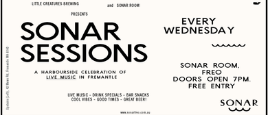 Sonar Sessions – Good Grace, Grace Sanders & Lana Rothnie
