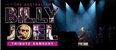 The Australian Billy Joel Tribute Concert