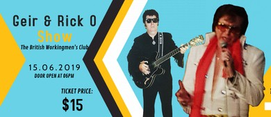 Elvis and Roy Orbison – One Night Only