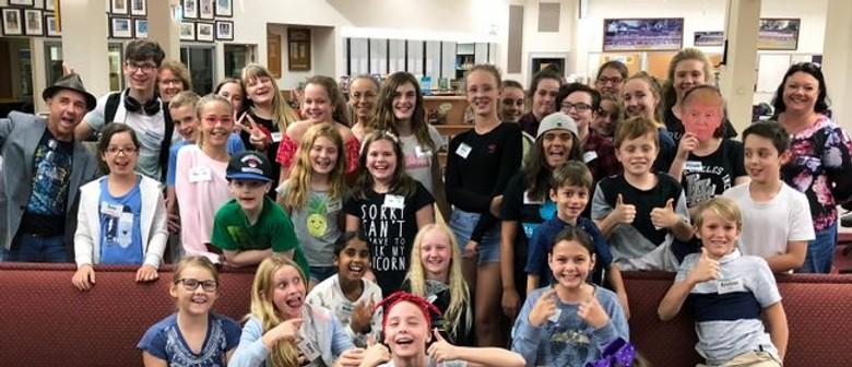 Holiday Creative Writing Camp – Write Like an Author