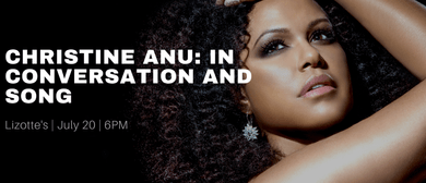 Christine Anu: In Conversation & Song