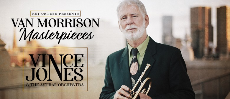 Vince Jones – Van Morrison Masterpieces