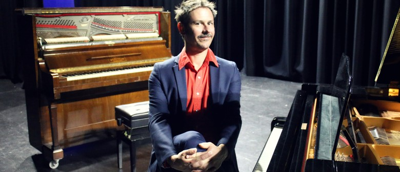 Damon Smith: Crazy Arms – A Few Centuries of Piano Tinkering