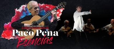 Paco Peña – Esencias Tour