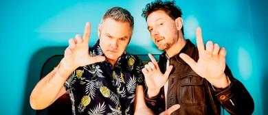 Paul McDermott and Gatesy Go Solo