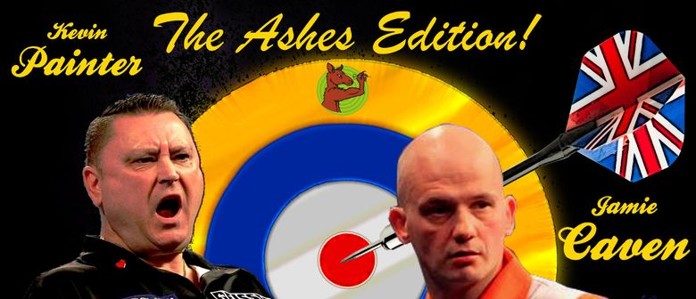 Sydney Darts Cup – The 'Ashes' Edition