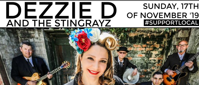 Dezzie D & The Stingrayz