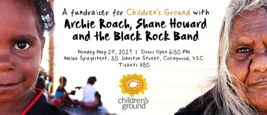 A Fundraiser for Children's Ground