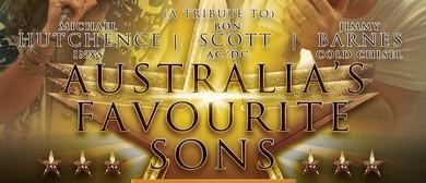 Australia's Favourite Sons