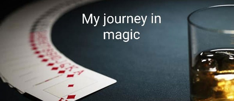Secret Showcase: My Journey in Magic. Old dog, new tricks