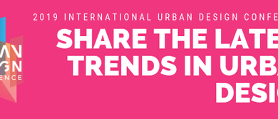 2019 International Urban Design Conference