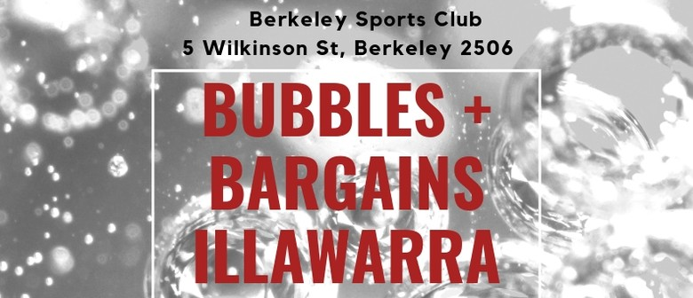 Bubbles & Bargains Illawarra