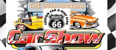 The 2019 Annual Route 66 Car Show