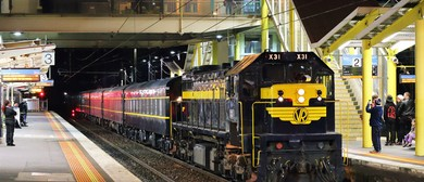 Melbourne to Echuca Heritage Train