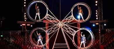 Zirk! – Russia's Big Top Circus Spectacular
