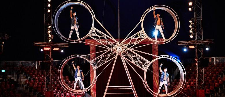 Zirk! – Russia's Big Top Circus Spectacular