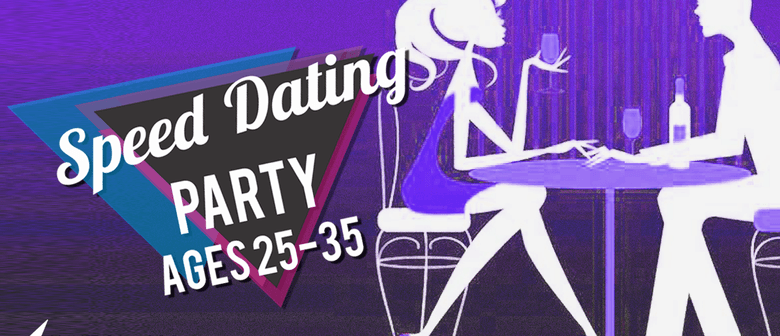 Speed Dating and Singles Party Ages 25–35 – Melbourne