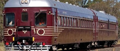 Melbourne to Yarrawonga Heritage Train