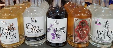 World Gin Day With Kangaroo Island Spirits and Stall