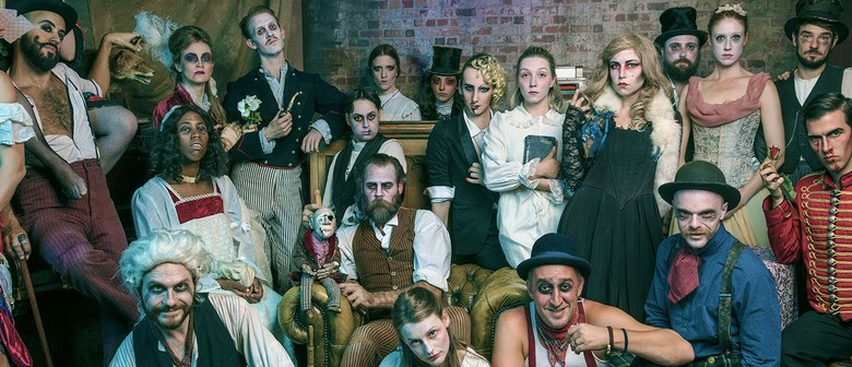 The Swell Mob – Adelaide Cabaret Festival