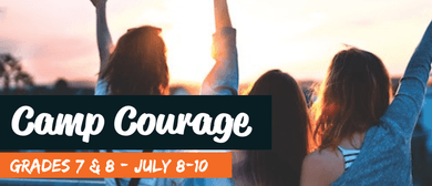 Camp Courage – Grades 7 & 8