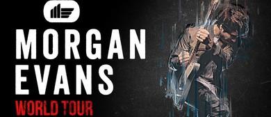 Morgan Evans World Tour