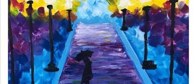 Midnight Boulevard – BYO Painting Class
